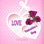 Love for Valentine's Day Card