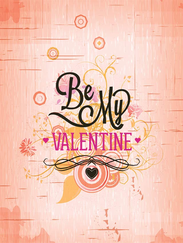 Be my Valentine - Valentine's Day Messages for Boyfriend