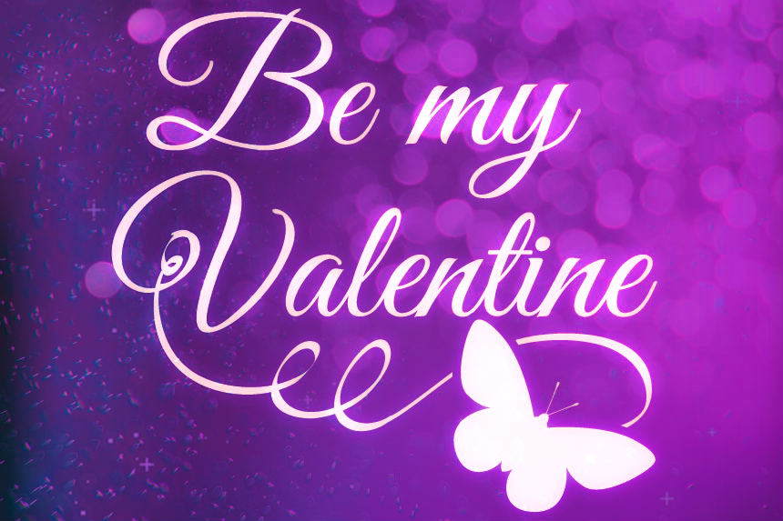 Be my Valentine - Valentines wishes for boyfriend