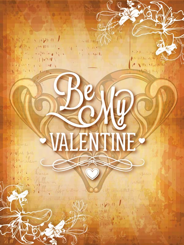 Be my Valentine! - Valentine's Day Messages for Boyfriend