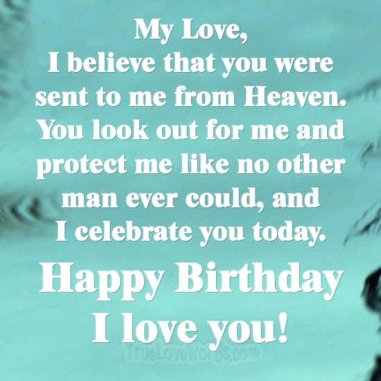 Love Birthday Wishes For Him Truelovewords Com