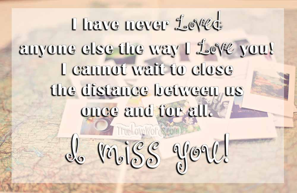 i miss you notes for him