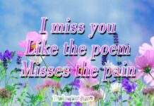 I miss you quotes and messages