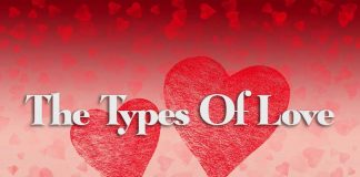 the types of love