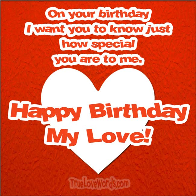 Awesome 60 Sweet Birthday Wishes For Girlfriend True Love Words Funny Birthday Cards Online Fluifree Goldxyz