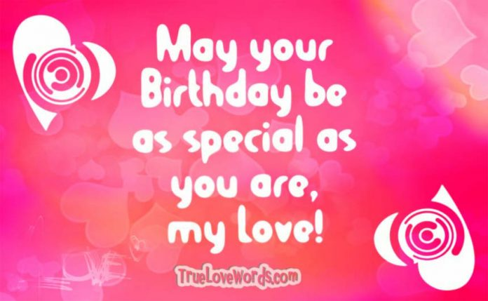 35 Sweet Birthday Wishes For Girlfriend True Love Words