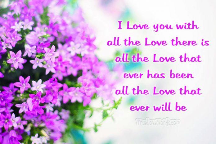 Romantic Wedding Vows Examples