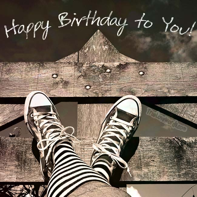 65 Awesome Happy Birthday Wishes For Friends » True Love Words