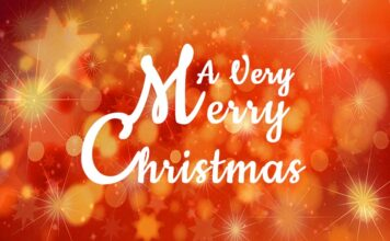 A Very Merry Christmas wishes for friends