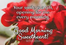 Sweet Good Morning Messages For Her True Love Words