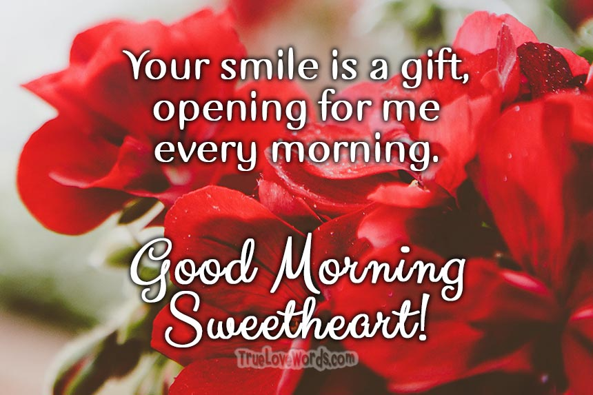 50 Sweet Good Morning Messages For Wife True Love Words