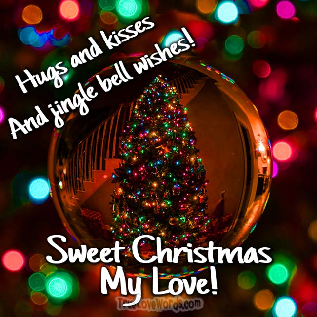 Sweet Christmas Poems - Merry Christmas wishes