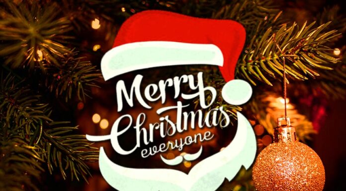Merry Christmas Everyone - Christmas Wishes for Family