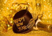 Happy New Year my Love