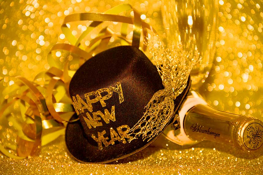 Happy New Year my Love - New Year Wishes For Lovers