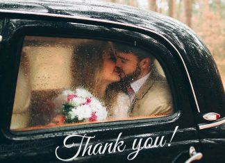 Wedding Thank You Card Wording Tips
