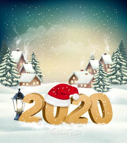 2020 Happy New Year Wishes