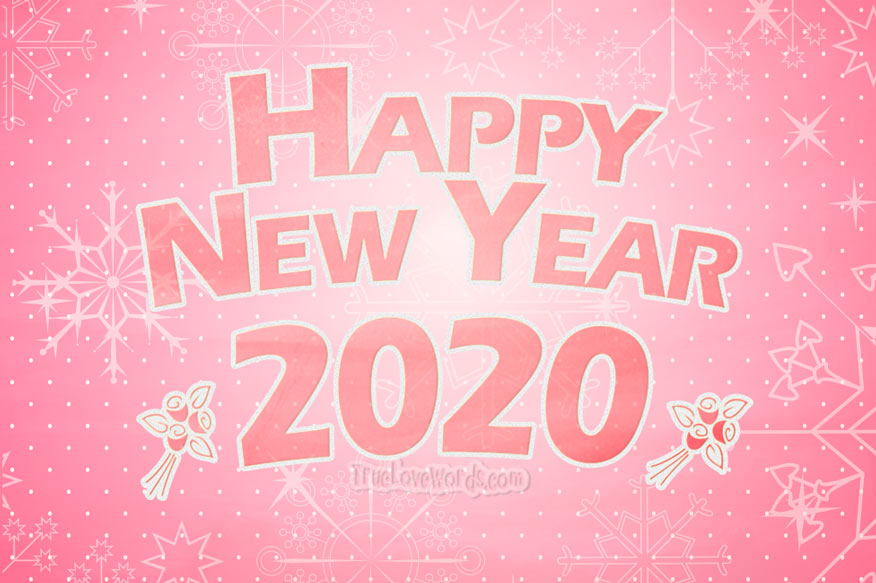 65 Sweet New Year Wishes For Lovers Happy New Year Baby