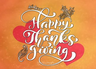 Happy Thanksgiving love wishes
