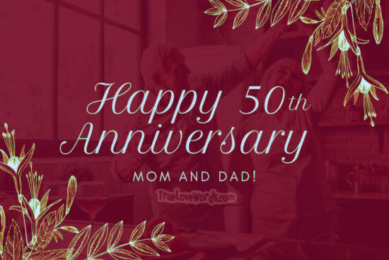 Anniversary Wishes for Your Parents