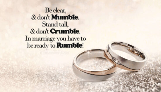 Funny Wedding Wishes For Your Loved Ones