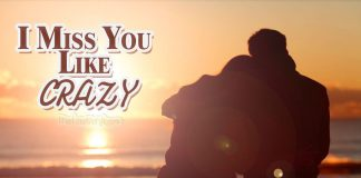I miss you like crazy - text messages to get your ex back