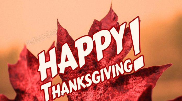 Sweet and Funny Thanksgiving Messages - Happy Thanksgiving