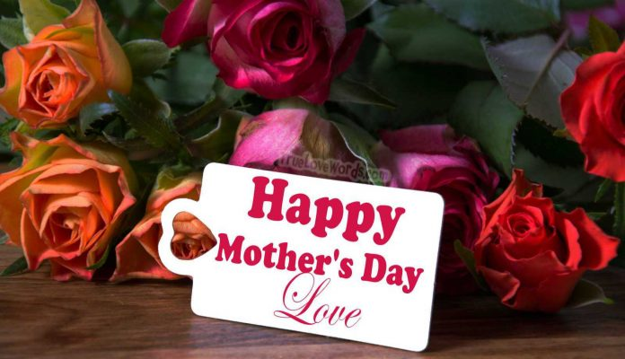 Happy Mother's Day Messages For Wife